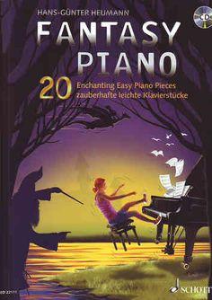 Heumann, Hans-Günter - Fantasy Piano