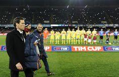 Napoli Soccer coach - the best in Italy Forza Napoli sempre