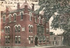 Bedford Museum and Genealogical Library, Bedford, Virginia