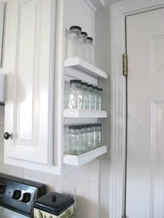 10 Borderline Brilliant Ways to Store Spices (And Save Counter Space)