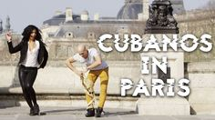 Ever wondered what happens when a bunch of Cuban dancers arrive in the city of light? They paint the town red to the rhythm of Cuban music! « Cubanos In Pari. Types Of Ballroom Dances, Ballroom Dancing, Afro Cuban, Romantic Paris, Salsa Dancing, Learn To Dance, Get Happy, Lets Dance, Keep Fit