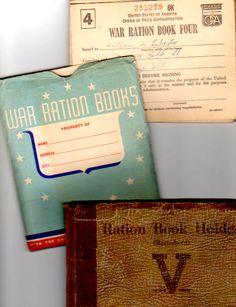 WWII ration books http://www.amazon.com/Promise-Happiness-Georgiann-Baldino-ebook/dp/B00BPB3N8Y