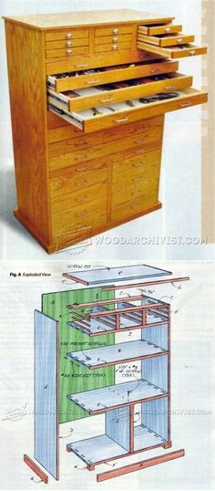 Ginormous Shop Cabinet Plans - Workshop Solutions Plans, Tips and Tricks - Woodwork, Woodworking, Woodworking Tips, Woodworking Techniques Woodworking Furniture Plans, Woodworking Workbench, Woodworking Projects Diy, Woodworking Shop, Easy Wood Projects, Project Ideas, Cabinet Plans, Shop Cabinets, Planer
