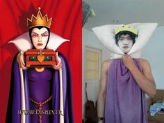 diy evil queen costume - Google Search