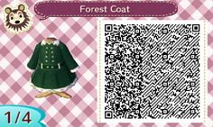 Witch Mom, crossingcreep:   ♡Forest green is my favorite...