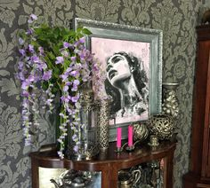 A Flair for the Lair – Dark Maximalist Interiors Asian Bedroom Decor, Bedroom Ideas, Eclectic Style, Eclectic Design, Maximalist Interior, Sell My Art, Interiors Online, Boutique Interior, Latest Colour