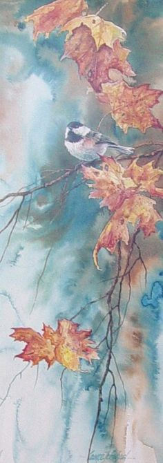 watercolor . . . by Lance Johnson