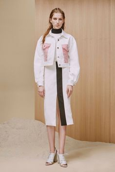 ADEAM Resort 2016 - Collection - Gallery - Style.com  http://www.style.com/slideshows/fashion-shows/resort-2016/adeam/collection/23