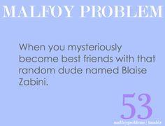 Malfoy Problem 53
