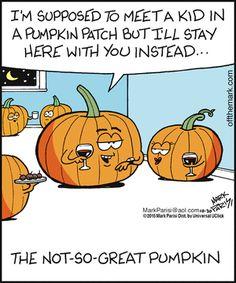 Off the Mark Comic Strip October 30 2015 on GoComics.com