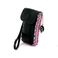 Tire and Poptop Smartphone Bag - Pink - ImagineArte Handmade Handbags, Handmade  Purses, Unique d9a74708f8