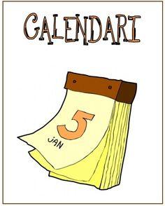 Càrrec calendari.