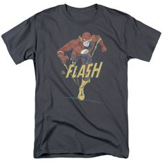 Flash: Desaturated Flash T-Shirt