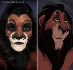Resultado de imagen para disfraz de gato para mujer maquillaje