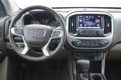 2015 GMC Canyon   Interior Cockpit
