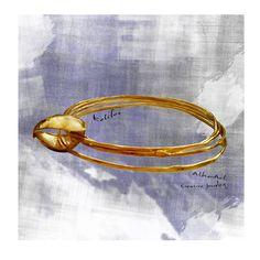 Kelifos Bangle Bracelet °° Retail-Wholesale➡️www. Bangle Bracelets, Bangles, Shells, Retail, Sterling Silver, Gold, Collection, Jewelry, Instagram