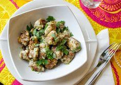 Hämmentäjä: Vietnamilaiset kala-lihapullat