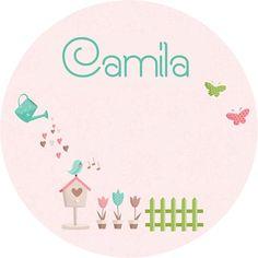 Pallone: Chá de Bebê da Camila
