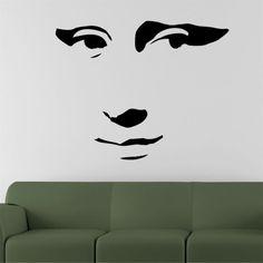 Adesivo frase ame mais para parede, box, quarto. Contém frase motivacional em adesivo decorativo para decoração de ambientes como sala, quarto, cozinha, box