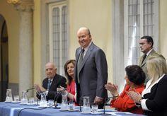 Emoción y agradecimiento en el último acto oficial de don Juan Carlos como Rey de España #realeza #royalty