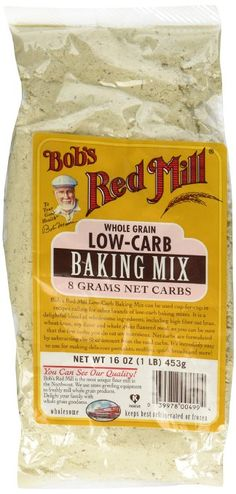 Bob's Red Mill Low Carb Baking Mix - 16 oz #affiliate