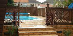 Stunning Back Yard Pools