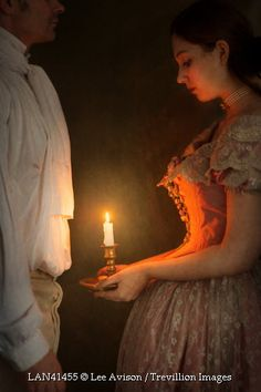Trevillion Images - historical-couple-with-candle Maleficarum, Romance Art, Fine Art, Pretty People, Character Inspiration, Medieval, Candles, Queen, Model