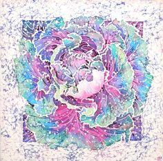 Картинки по запросу рисунок на ткани цветовые пятна