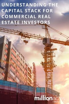 Guide To The Capital Stack in Real Estate Investing Real Estate Investor, Real Estate Marketing, Commercial Real Estate Investing, Residential Real Estate, Investment Property, Investors
