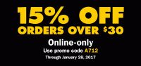20% off all orders Coupon at AdvanceAutoParts.com