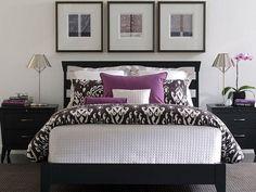 DECORANDO TU RECAMARA CON UN TOQUE DE MORADO Hola chicas!! En esta ocasion les tengo ideas para decorar tu dormitorio con pequeños toques de morado, el color morado es místico por excelencia