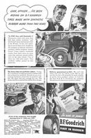 BF Goodrich Ameripol Tires 1943 Ad Picture