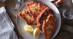 Crunchy chicken cutlets