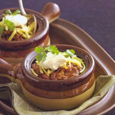 One of my favorite Chili con carne recipes! Easy as can be and extremely delicious! Dutch Recipes, Cooking Recipes, Slow Carb Diet, Low Glycemic Diet, Nigella Lawson, No Carb Diets, Pudding, Ethnic Recipes, Desserts