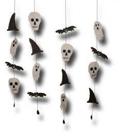 Halloween Hanging Garland