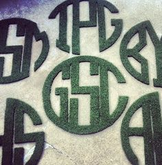 Synthetic Grass Monogram Doormat by agokc on Etsy Fake Grass, Astro Turf, Artificial Turf, Monogram Doormat, Wall Art Decor, Projects To Try, Doormats, Rugs, Etsy