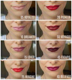 Deniyoruz: Maybelline New York Superstay Matte Ink Rujlar - makeup_more_pintennium Maybelline Superstay Lipstick, Maybelline Matte Ink, Lipsticks, Bronzer Makeup, Lip Makeup, Beauty Makeup, Covergirl Makeup, Drugstore Makeup, Makeup Brands