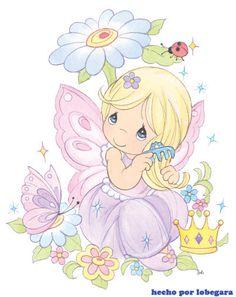 precious moments Fairy