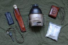Basic bushcraft kit