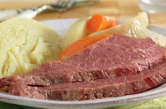 Foodista | Recipes, Cooking Tips, and Food News | Slow Cooked Corned Beef and Cabbage