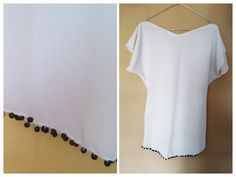 la zazou: the blouse with beads