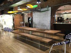 WANTEDDESIGN MANHATTAN 2017 - Restaurant Area