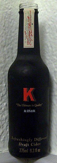 K (cider)