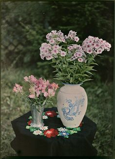 Lumière's Autochromes. by Tekniska museet, via Flickr