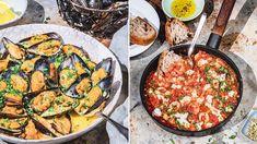 Lise Finckenhagens middagstips: Smaken av Middelhavet Turkish Recipes, Ethnic Recipes, Ratatouille, Feta, Greek, Greece