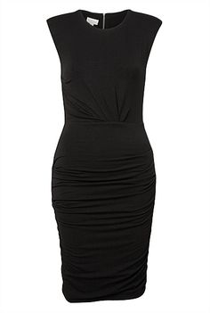 Jersey Shoulder Dress - this dress is AWESOME on seriously - could become your favourite dress - try on a size 6 and 8 - special deal on at the moment