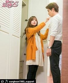 36 個讚,1 則留言 - Instagram 上的 Debbie Moh(@debbie_moh):「 #Repost @sunghoon1983_support ・・・ BTS #SUNGHOON  #SongJieun  #OCN drama #MySecretRomance . #성훈… 」