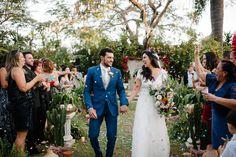 Casamento Boho/Rústico no Jardim – Lívia