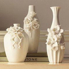 Runway Inspiration: 3D Textured Floral Decor