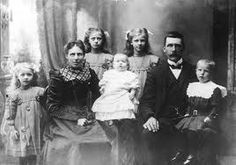 The Andersson Family was from Sweden. Johan and Alfrida had five children. Traveling to Stanton, Iowa. The family was traveling with Alfrida's sister, Anna Danbom and her family. A traveling companion, Anna Nysten, was the only survivor of the group of eleven.